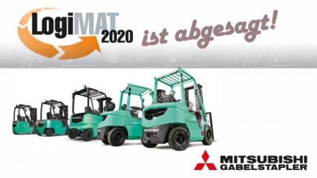 Absage: LogiMAT 2020